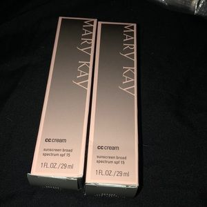 CC cream Mary kay